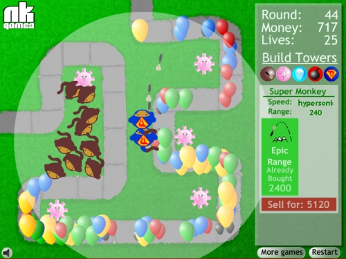Bloons 1 TD