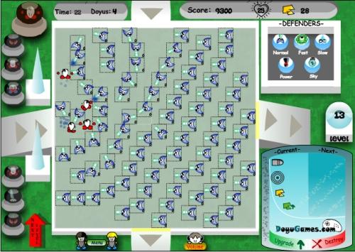 Doyu Defense Tower Defense Game