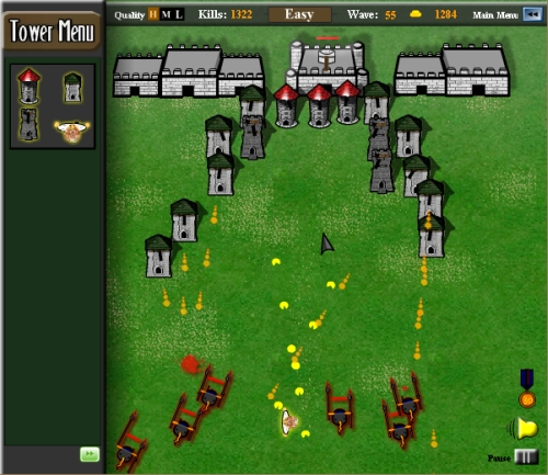 Flash Empires Strategy Game