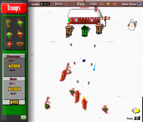 Flash Empires 2 Strategy Game