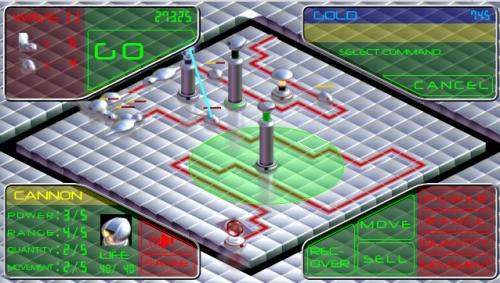 Metalix Tower Defense Game
