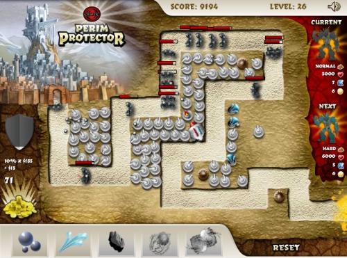 Perim Protector Tower Defense Game