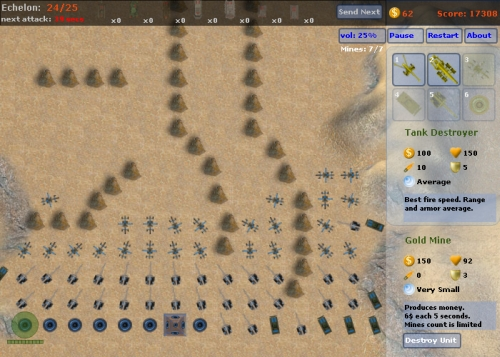 Storm Tower Defense Game